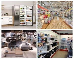 Electroménager, Mobilier, Bricolage et Multimédia