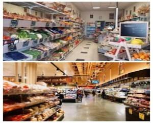 Supermarché et Epicerie