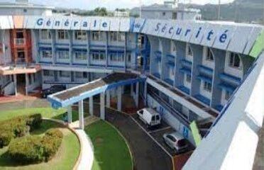 Agence de sécurité sociale Fort de France ZAC de l'Etang z'Abricot