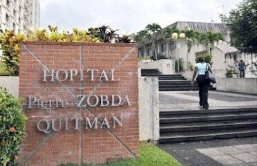 Hôpital Pierre Zobda-Quitman Fort de France