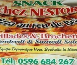 Chez Nestor Pizza Le Diamant