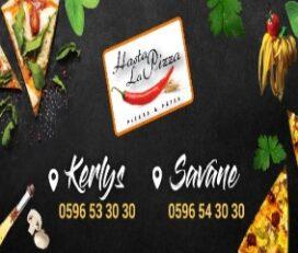 Hasta La Pizza Fort de France Kerlys
