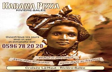 KABANA PIZZA Riviere Salée
