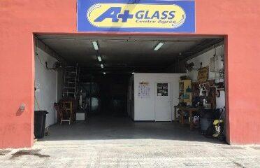 A+GLASS PARE BRISE MARTINIQUE