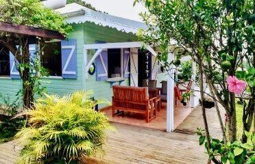Maison Créole – Location de vacances en Martinique