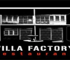 Villa Factory Restaurant