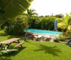 Le Jardin de l'Océan locations vacances en Martinique